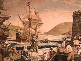 Mayflower Exhibition Planned