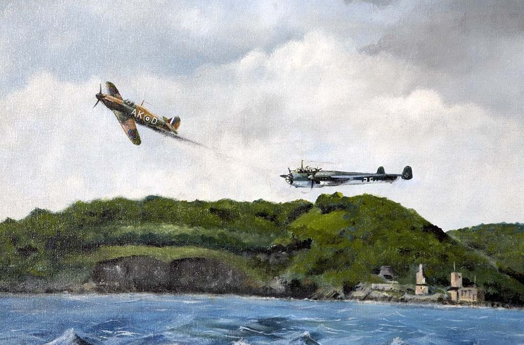 Junckers & Hawker Hurricane